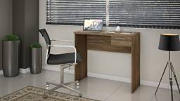 Mesa Office NT2000 Preto - Notável