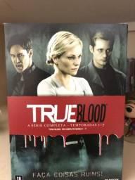 Box True Blood - dvd - série completa