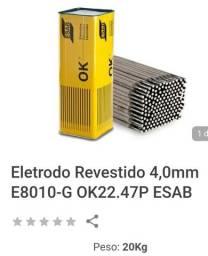 Eletrodo 4mm lata de 20k