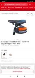 Bolsa para bicicleta