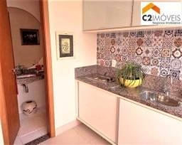 Apartamento decorado, 2/4 (ambos suítes) com gabinete, na Pituba, Salvador