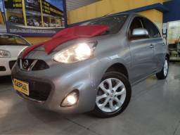 Nissan March sv 1.6 (top da categoria)