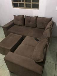Sofa chase 3 meses de uso