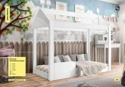 Mini cama montessoriano 100% mdf zap *