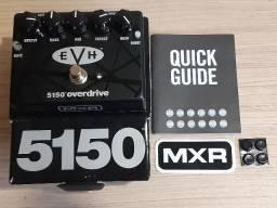 Pedal MXR 5150 EVH Zerado