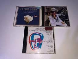 Coleção Cds Elton John !!