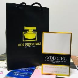 Título do anúncio: Perfume Good Girl Carolina Herrera New York Branco 50ml