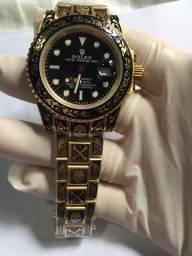 Rolex Caveira 18 K Premium (Não aceito trocas!)