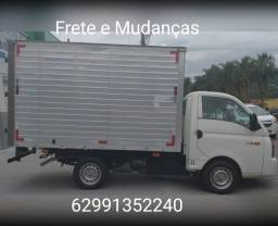 Mudança Frete caminhão baú Goiás interiores e Cidades Capitais e todos os Estados.