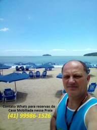 Alugo Casa por diárias Praia de Piçarras/SC