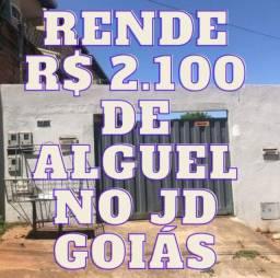 3 casas alugadas pelo preço de UMA!