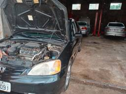 Honda civic manual