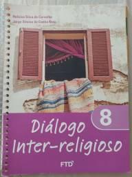 Livro Diálogo Inter-religioso 8 - Ftd
