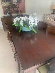 Conjunto mesa 8 cadeiras + buffet