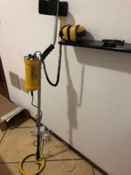 Detector Sea pulse totalmente a prova d'água
