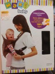 Canguru comfort preto maxi baby