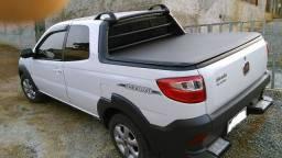 Vende Fiat Strada Freedom 2019, Cabine Dupla