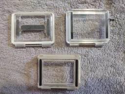 Kit tampas (Backdoor) caixa estanque GoPro Hero 3