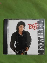 Cd Michael Jackson Bad 1987  importado