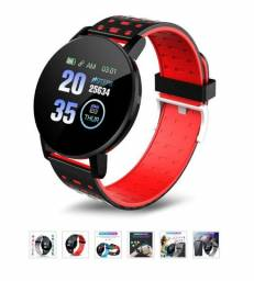 Relógio Inteligente 119plus Bluetooth Sport