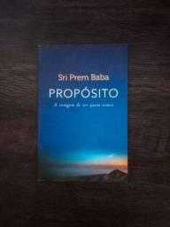 Livro Propósito - Sri Prem Baba