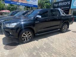 Toyota Hilux SRV Blindado 2017