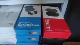 Redmi Airdots 2, miband 5 e outros modelos