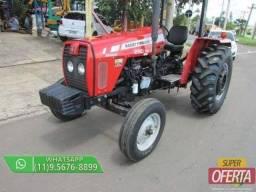Título do anúncio: Trator Massey Ferguson 250 XE Advanced 4x2 ano 08