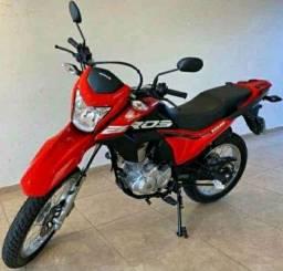 Honda Bross 2020