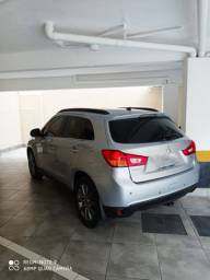 Mitsubishi ASX AWD 2015 4x4 Prata