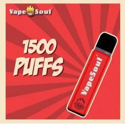 Pod descartável 1500 puff