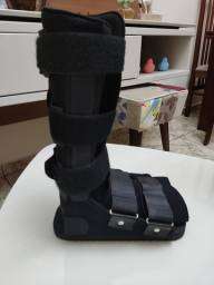 Bota Imobilizadora para Tornozelo(Robocop)Longa Tamanho G(41 a 46)