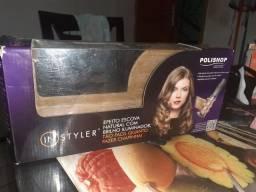 Escova Modeladora Instyler Polishop