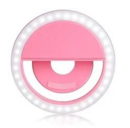 Mini Anel de LED Selfie Ring Light Universal
