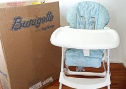 Cadeira para refeição papa e soneca