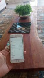 iPhone 7 Gold 128gb (aceito trocas)