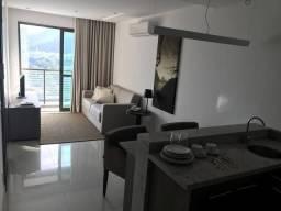 Alugo flat 100% mobiliado