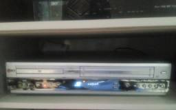 Dvd vhs LG DC596B