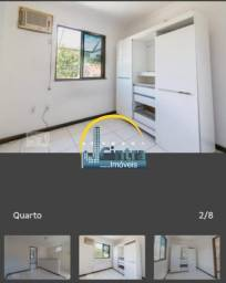 Alugo apartamento em Itapuã, 1/4, sala, cozinha americana, R$ 800,00!!!