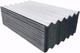 Telha Fibrocimento 5mm ( 2.44x1.10x5mm ) s/ amianto