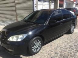 Vendo ou troco Honda civic 1.7 manual - 2006