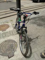 Imperdível bike montada aro 24
