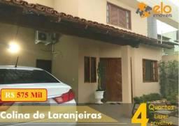 4 Quartos (suíte com closet) em Colina de Laranjeiras