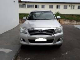 Toyota Hilux 2.7 SRV 4x4 CD 16v flex automatica 4p 2013 - 2013
