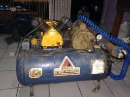 Compressor Shultz 5,2 Pés Monofásico