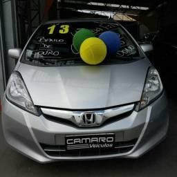 Honda Fit lx 2013 1.4 único dono! - 2013