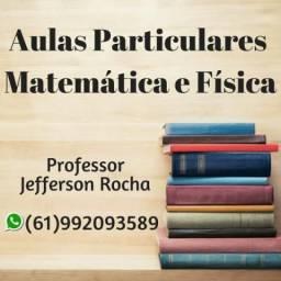 Aulas de Reforço/Particular de Matemática e Física