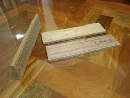 Piso Tacão de madeira ipê