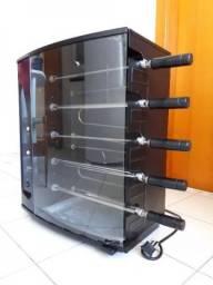 Churrasqueira Elétrica 220 Volts Marca ARKE (Usada)