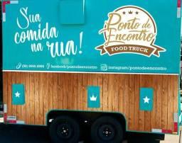 Vende- se Food truck